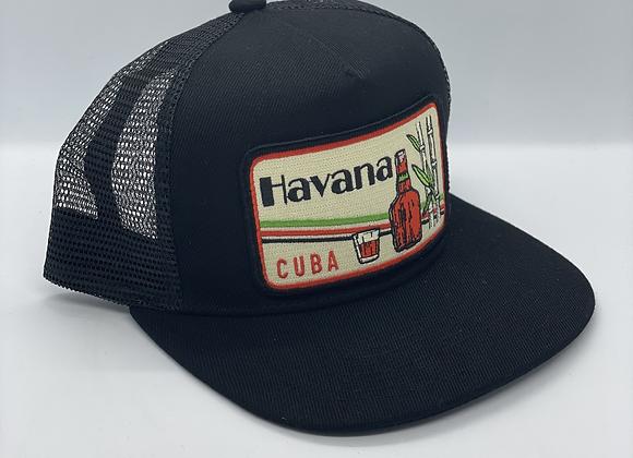 Havana Cuba Pocket Hat