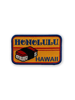 Honolulu, Hawaii - Patch