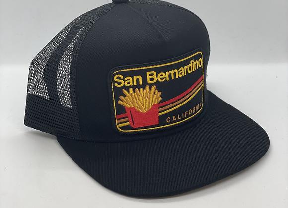 San Bernardino Pocket Hat