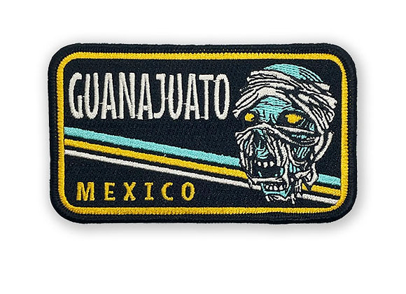 Guanajuato Mexico Patch