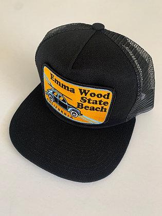 Emma Wood State Beach Pocket Hat