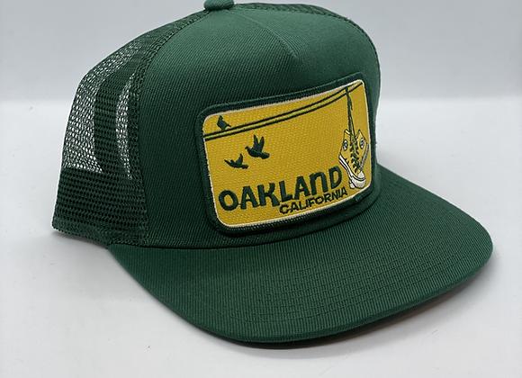 Oakland Pocket Hat (Shoes / A's)