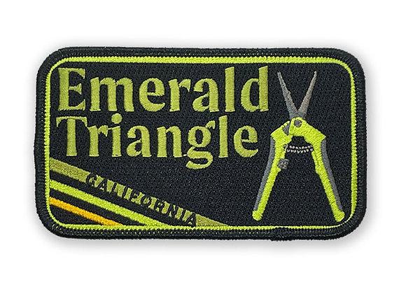 Emerald Triangle Patch