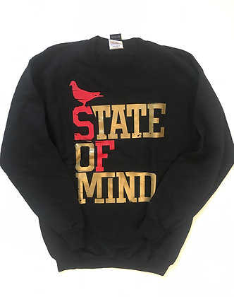 State of Mind in Red and Gold