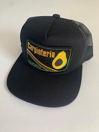 Carpinteria Pocket Hat