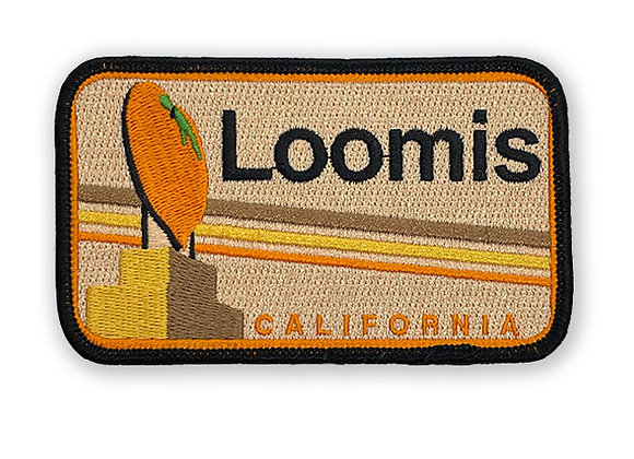 Loomis Patch