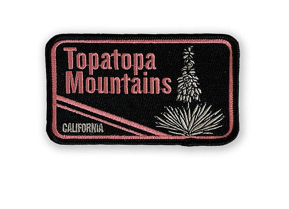 Topatopa Mountains Patch