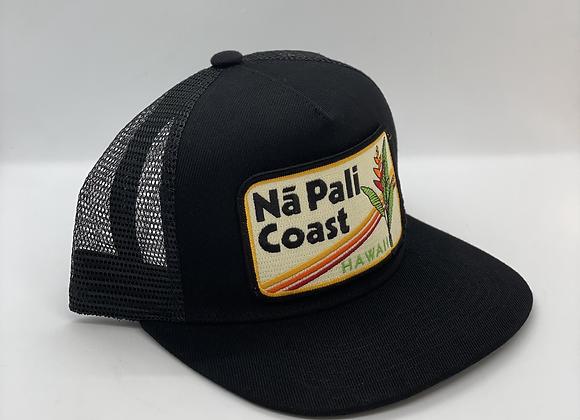 NaPali Coast Pocket Hat