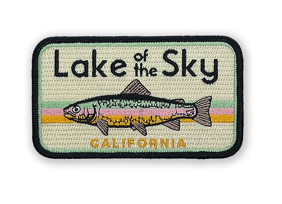 Lake of the Sky Patch