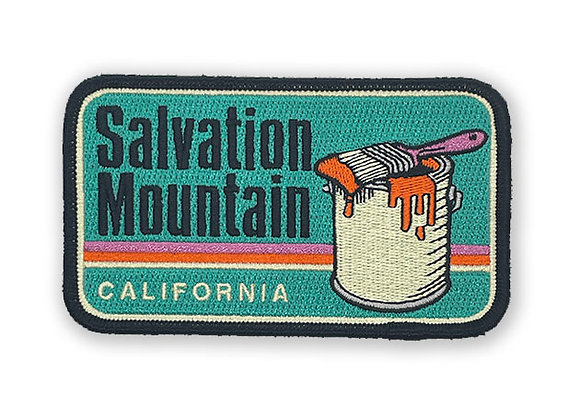 Salvation Mountain Patch