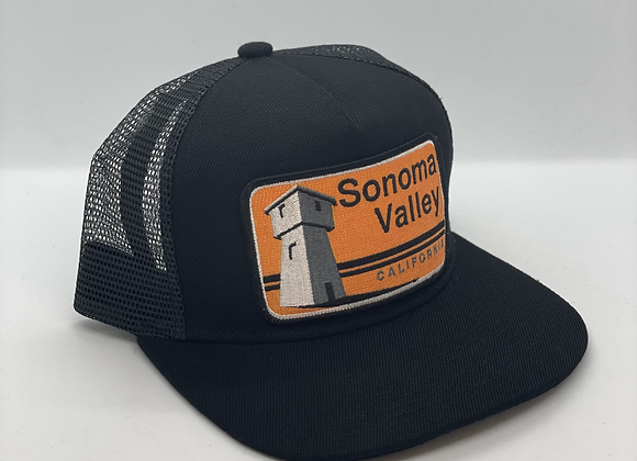 Sonoma Valley Pocket Hat