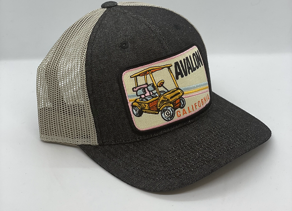 Avalon Pocket Hat