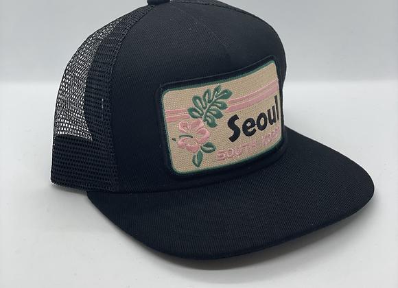 Seoul South Korea Hat