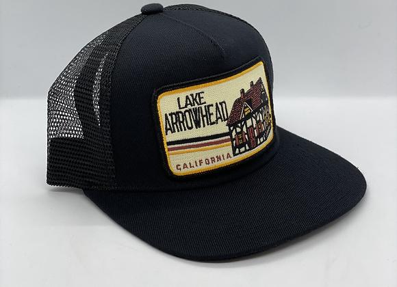 Lake Arrowhead Pocket Hat