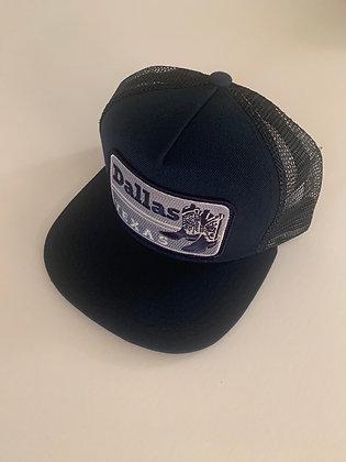 Dallas Texas Pocket Hat