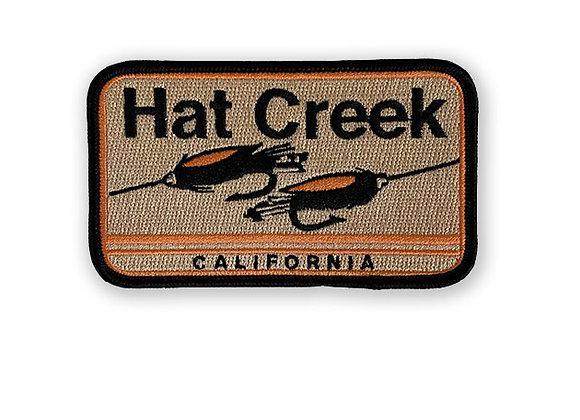 Hat Creek  Patch
