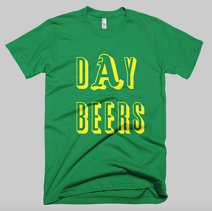 Day Beers Shirt