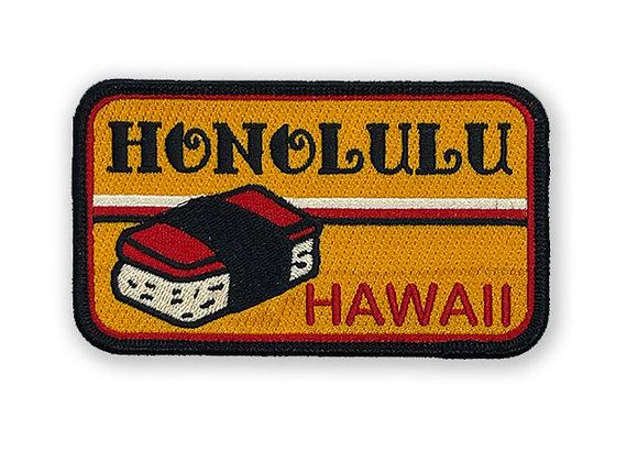 Honolulu, Hawaii - Patch