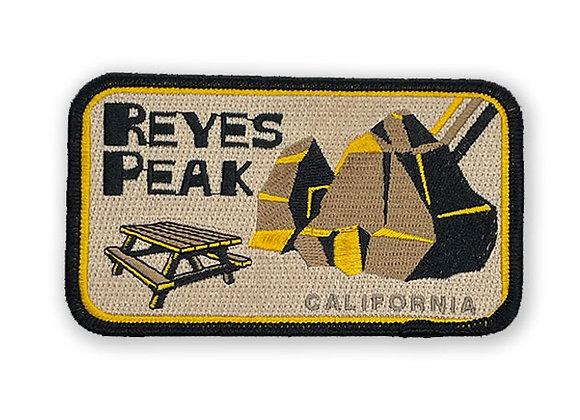 Reyes Peak Patch