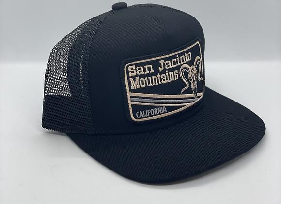 San Jacinto Mountains Pocket Hat