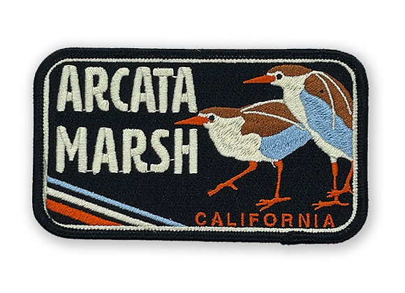 Arcata Marsh Patch