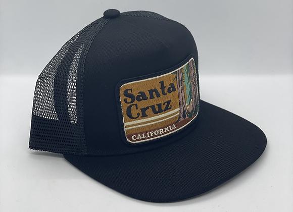 Santa Cruz Trees Pocket Hat