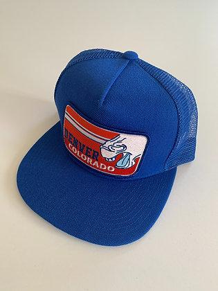Denver Colorado Pocket Hat