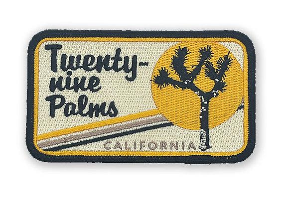 Twenty Nine Palms Patch