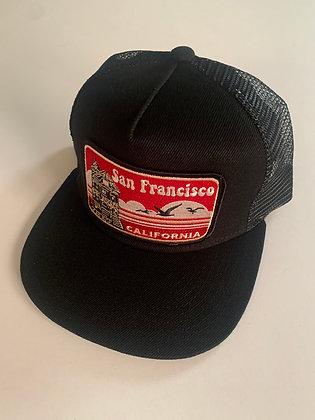 SF pocket hat