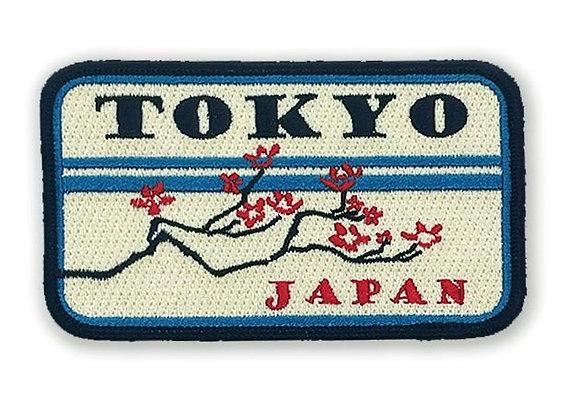Tokyo Japan Patch