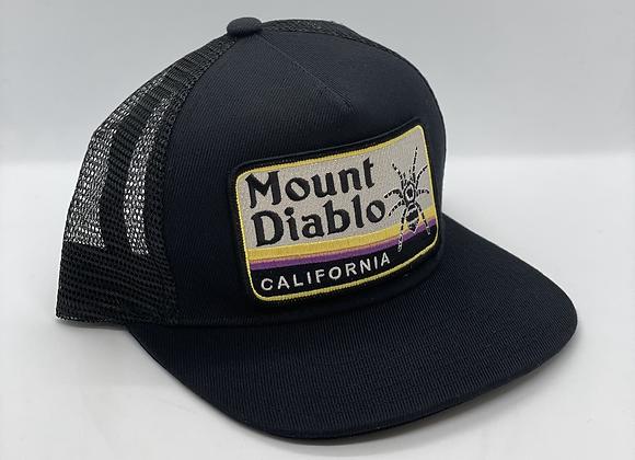 Mount Diablo Pocket Hat