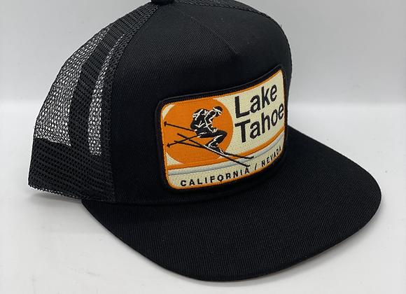 Lake Tahoe Ski Pocket Hat