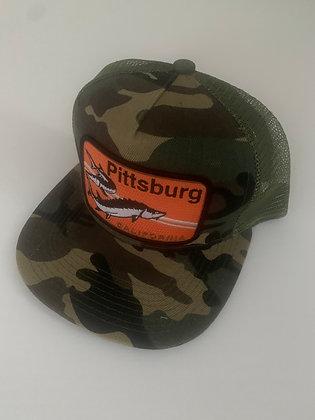 Pittsburg Pocket Hat
