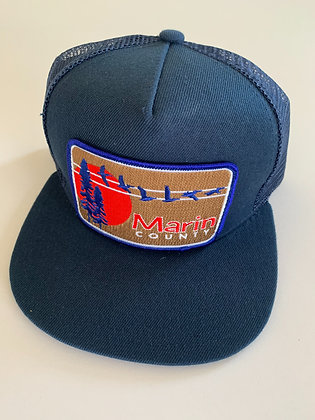 Marin County Pocket Patch Cap