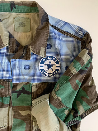 Dallas Patch on South West Fabric