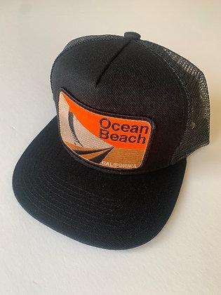 Ocean Beach Pocket Hat