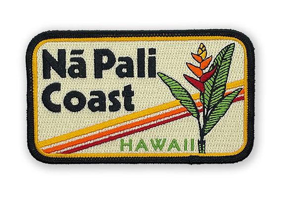 NaPali Coast Hawaii Patch
