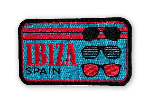 Ibiza Spain Patch