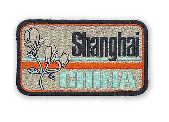 Shanghai China Patch