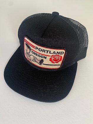 Portland Oregon Pocket Hat