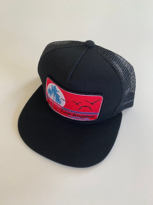 L.A. Pocket Hat in Clippers Colors