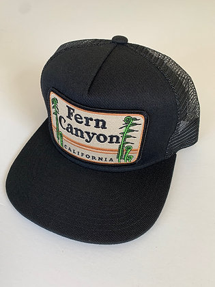 Fern Canyon Pocket Hat