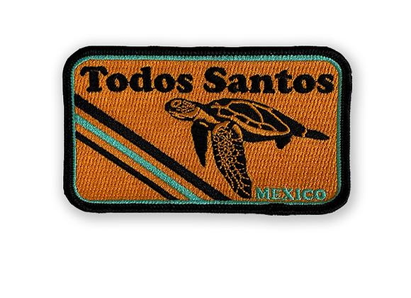 Todos Santos Mexico Patch