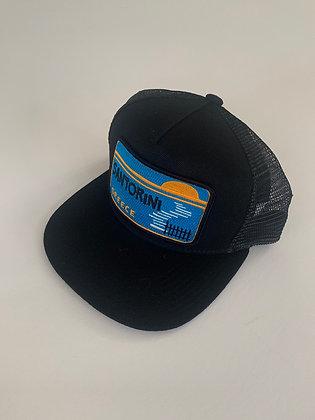 Santorini Pocket Hat