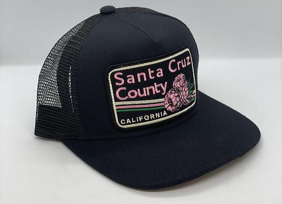 Santa Cruz County Pocket Hat