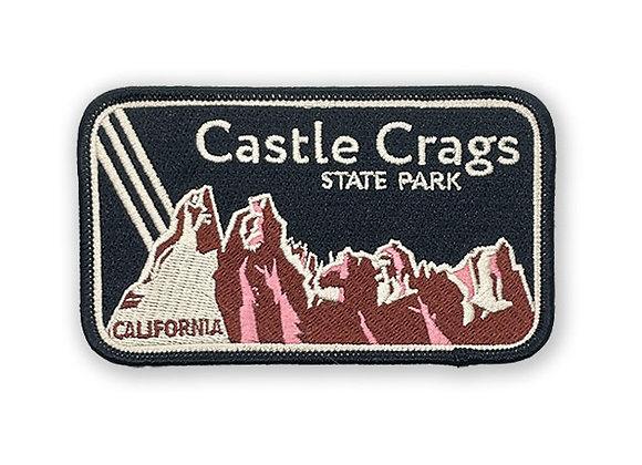 Castle Crags Patch