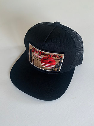 SF Pocket Cap in 9ers colors