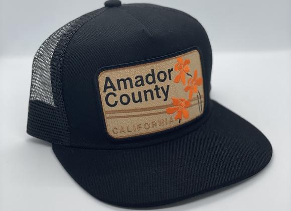 Amador County Pocket Hat