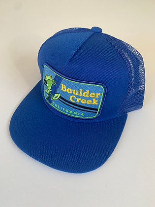 Boulder Creek Pocket Hat