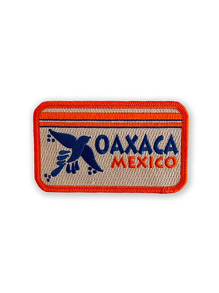 Oaxaca Mexico Patch